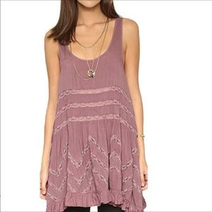 Free People Trapeze Voille Slip Dress